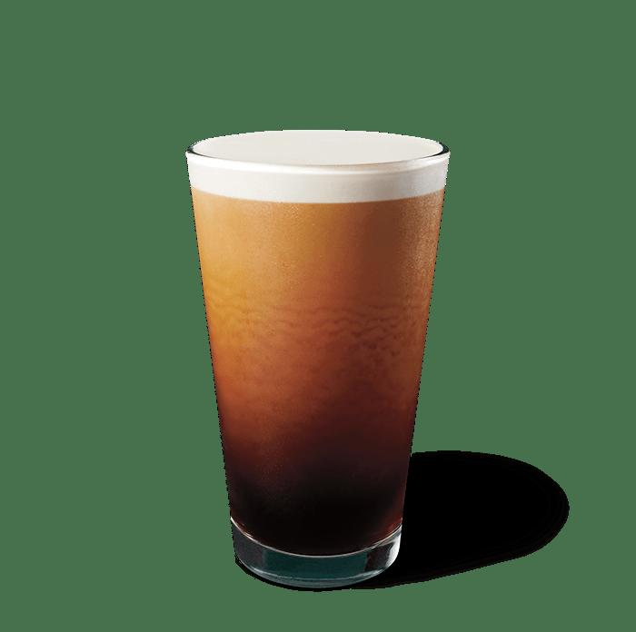 A glass of Nitro Cold Brew