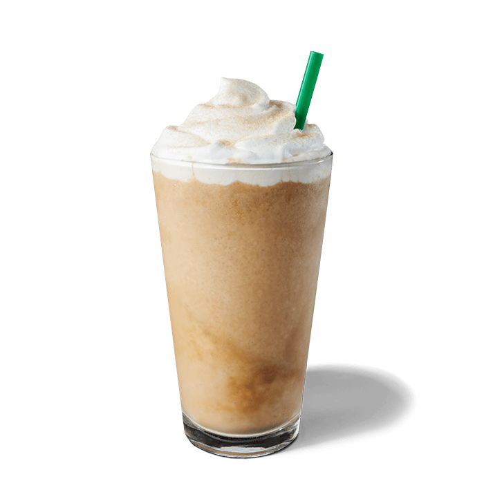 Smoked Butterscotch Frappuccino® blended beverage