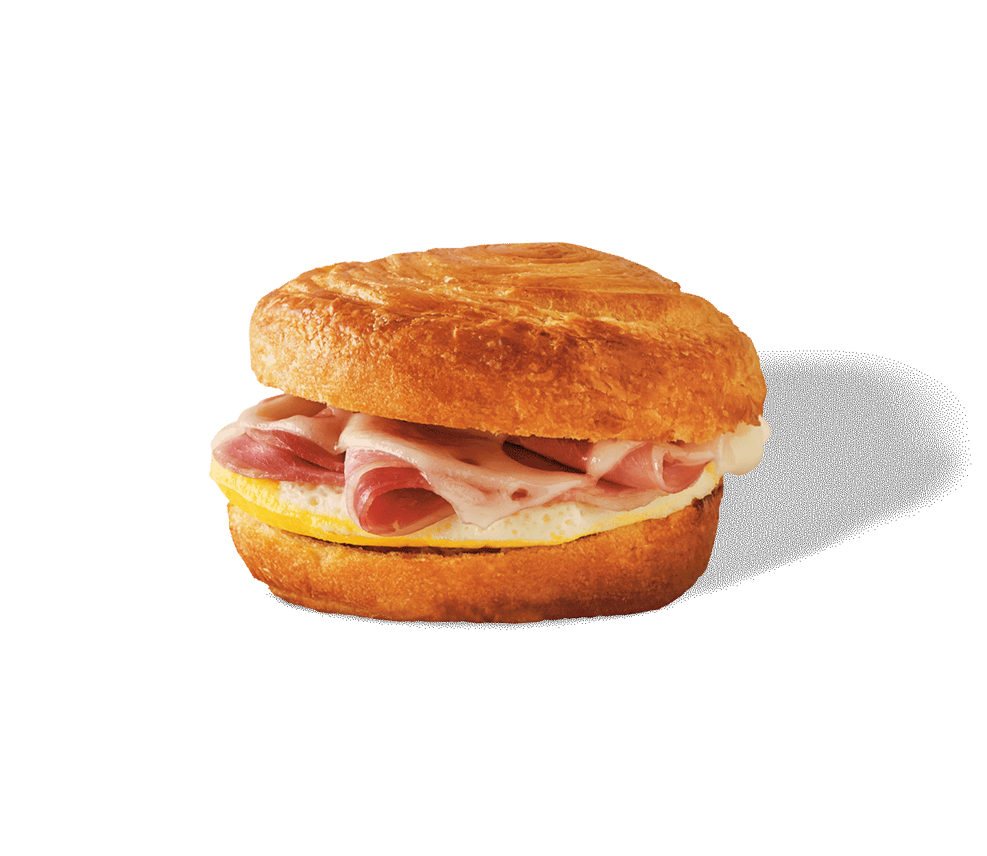 The Roasted Ham and Swiss.