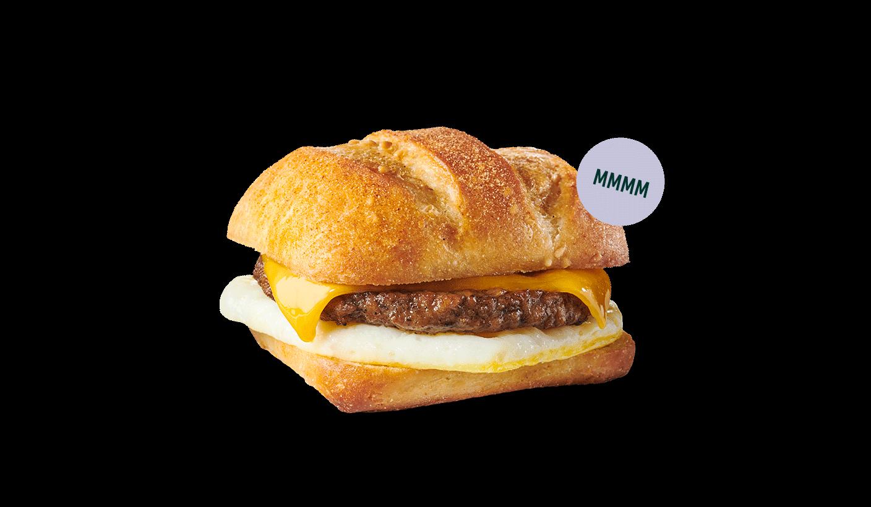 Impossible™ Breakfast Sandwich*