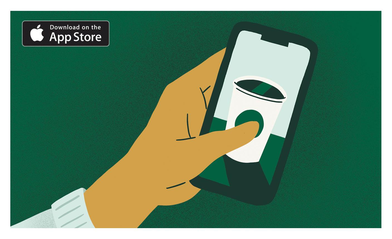 Starbucks for iPhone App