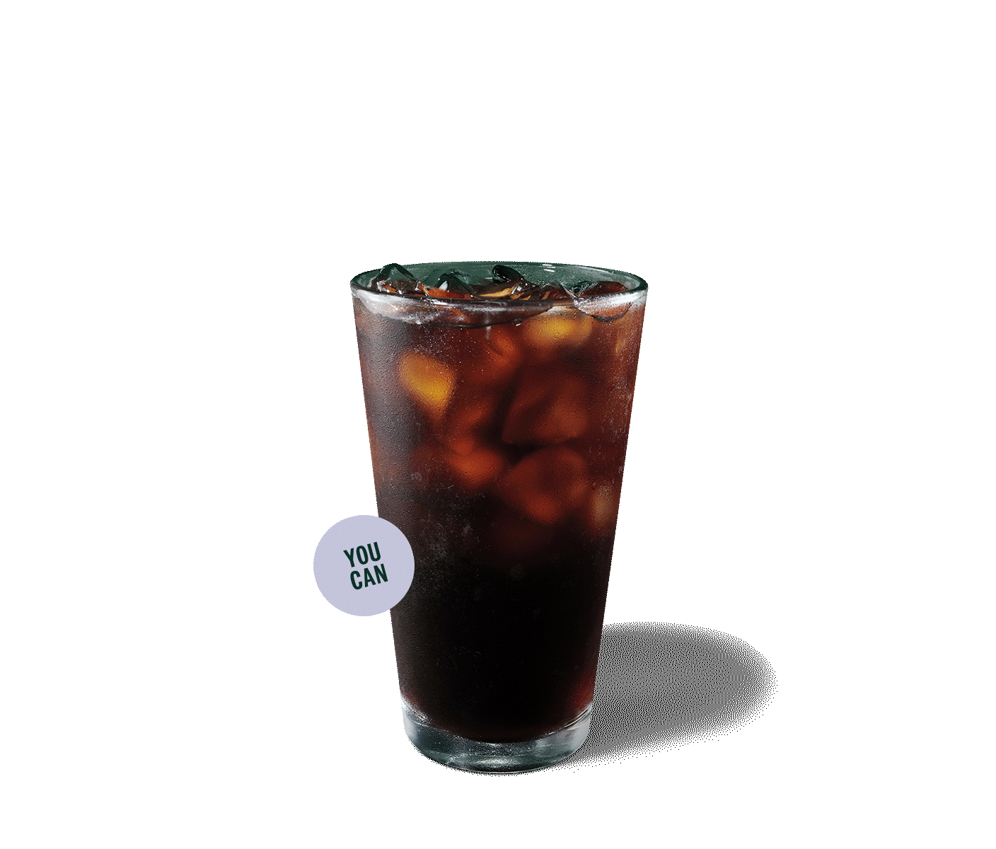 A glass of Cold Brew.