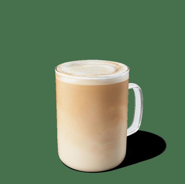 Latte au caramel écossais fumé