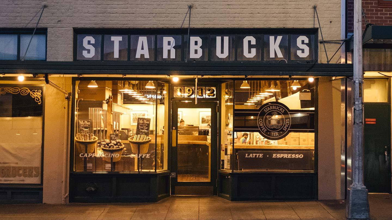 magasin Starbucks