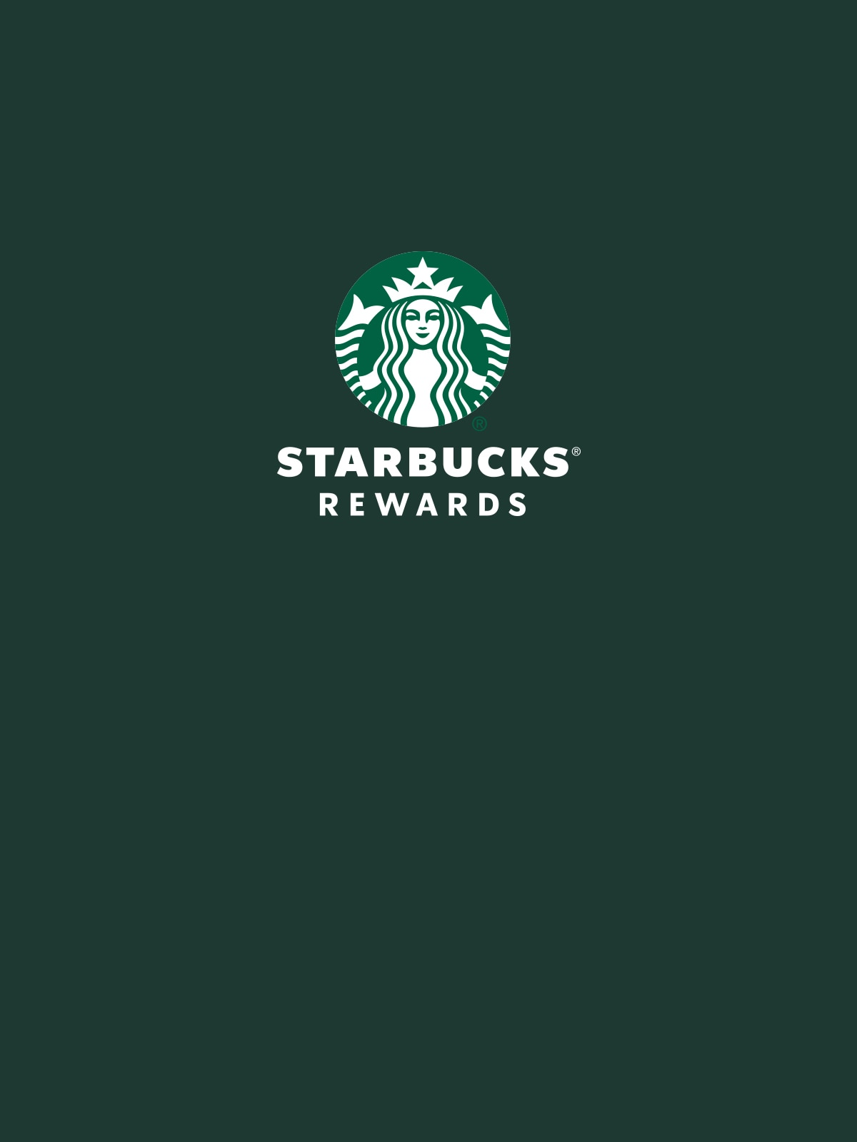 Starbucks® Rewards program: Starbucks Coffee Company